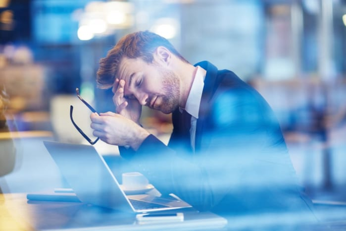Lack of sleep affecting workplace productivity